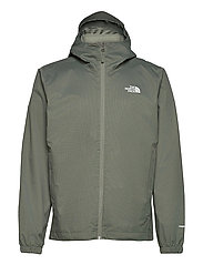 M QUEST JACKET - AGAVE GREEN BLACK HEATHER