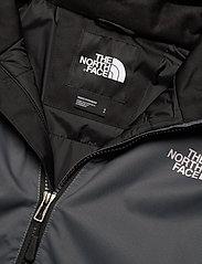 The North Face - M QUEST INSULATED JKT - vestes d'extérieur et de pluie - vanadisgyblkhtr - 2