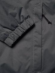 The North Face - M QUEST INSULATED JKT - vestes d'extérieur et de pluie - vanadisgyblkhtr - 4