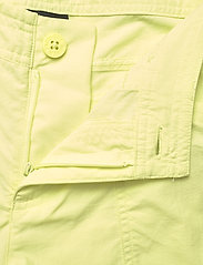 The North Face - W HORIZON SUNNYSIDE - wandel korte broek - pale lime yellow - 4