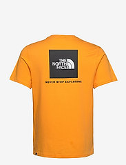 The North Face - M S/S RED BOX TEE - t-shirts à manches courtes - summit gold/tnf black - 2