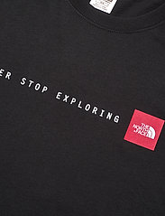 The North Face - M S/S NSE TEE - t-shirts à manches courtes - tnf black - 2