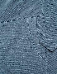 The North Face - W MEZZALUNA FLL ZP H - fleece - vintage indigo stripe - 3