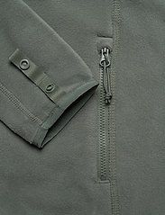 The North Face - W 100 GLACIER FULL ZIP - EU - fleece - agave green - 4