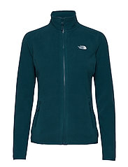 W 100 GLACIER FULL ZIP - EU - BLUE WING TEAL