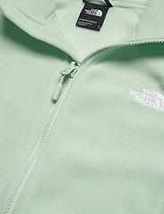 The North Face - W 100 GLACIER FULL ZIP - EU - fleece - misty jade - 3