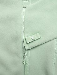 The North Face - W 100 GLACIER FULL ZIP - EU - fleece - misty jade - 4
