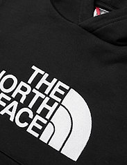 The North Face - Y DREW PEAK P/O HD - kapuzenpullover - tnf black-tnf black - 2