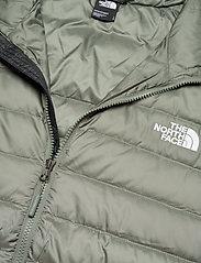 The North Face - M TREVAIL JACKET - vestes matelassées - agave green-tnf black - 2