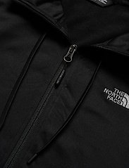 The North Face - W TECH MEZZALUNA HOODIE - EU - fleece - tnf black - 2