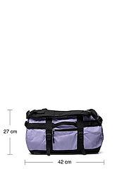 The North Face - BASE CAMP DUFFEL - XS - sacs de sport - sweet lavender-tnf black - 6