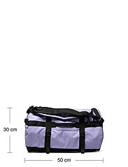 The North Face - BASE CAMP DUFFEL - S - salilaukut - sweet lavender-tnf black - 6