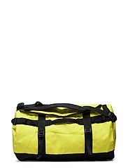 BASE CAMP DUFFEL - S - SULPHUR SPRING GREEN-TNF BLACK