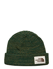 SALTY DOG BEANIE - NGREEN/BRITKHKI