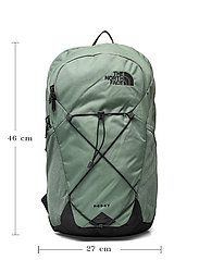 The North Face - RODEY - sacs a dos - lrlwrthgn/tnblk - 4