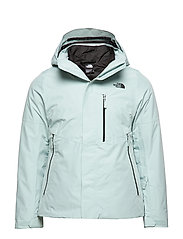 W GARNER TRICLIMATE JACKET CLOUD BL