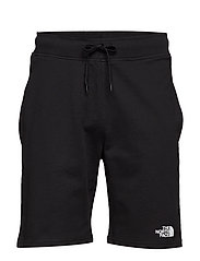 M STAND SHORT LIGHT - TNF BLACK