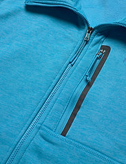 The North Face - M CYNLNDS HDIE - fleece - meridian blue heather - 2