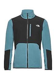 M GLACIER PRO FULL Z - MALLARD BLUE/TNF BLACK