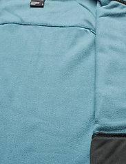 The North Face - M GLACIER PRO FULL Z - mid layer jackets - mallard blue/tnf black - 4