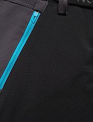 The North Face - M DIABLO II PANT - softshell pants - tnf black/acous - 3