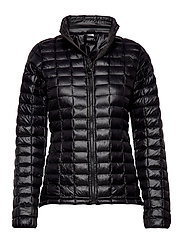 W THERMOBALL ECO JAC - TNF BLACK