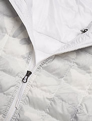 The North Face - W THERMOBALL ECO JAC - insulated jackets - tnf white waxed - 3