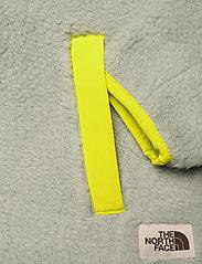 The North Face - W CRAGMONT FLC JKT - fleece - wrought iron-sulphur spring green - 4