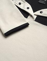 The North Face - W TKA GLCR SNPO - fleece - vintage white - tnf black - 2