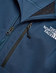 The North Face - M NIMBLE VEST - EU - softshell jassen - blue wing teal - 3