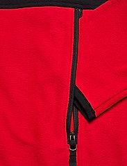 The North Face - M TKAGLCR FZJKT - fleece - tnf red-tnf black - 3