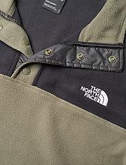 The North Face - M TKAGLCR SNPNK PO - basic-sweatshirts - nwtpegrn/tnfblk - 2
