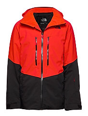 M CHAKAL JKT - FIERY RED/BLACK