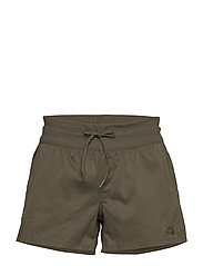 W APHRO MOTN SHORT - NEW TAUPE GREEN