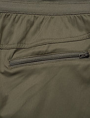 The North Face - W APHRO MOTN SHORT - short de randonnée - new taupe green - 5