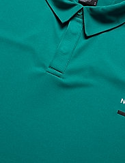 The North Face - M GLACIER S/S POLO - paidat - fanfare green - 2