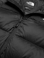 The North Face - M DIABLO DWN JKT - vestes matelassées - tnf black-tnf black - 3