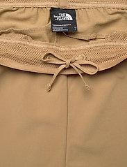 The North Face - W AT HYBRID JOGGER - pantalon de sport - moab khaki - 3