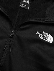 The North Face - W AT 1/4 ZIP - mid layer jackets - tnf black - 2