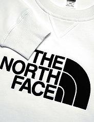The North Face - M DREW PEAK CREW - sweats - tnf wht/tnf blk - 2