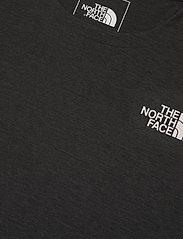 The North Face - M BRIDGER S/S - t-shirts - asphalt grey heather - 3