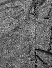 The North Face - W BASIN PULLOVER - fleece - tnf black heather - 3