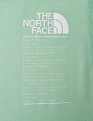 The North Face - W GLACIER TANK - EU - tank tops - lichen light heather - 3
