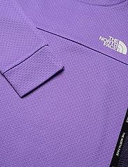 The North Face - W MA PULLOVER - EU - fleece - pop purple - 3