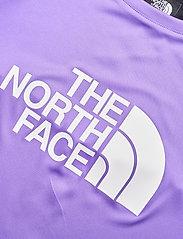 The North Face - W MA TEE - EU - t-shirts - pop purple - 2