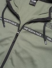 The North Face - M MA OVERLAY JKT - vestes d'extérieur et de pluie - agave green - 2