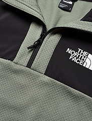 The North Face - M MA 1/2 ZIP - half zip-trøjer - agave green - 2