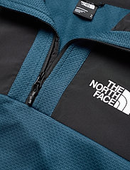 The North Face - M MA 1/2 ZIP - pulls demi-zip - monterey blue - 2