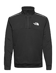 M MA 1/2 ZIP - TNF BLACK