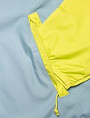 The North Face - M CYCLONE JACKET - vestes et manteaux - sulphur spring green-tourmaline blue - 3